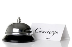 Custom concierge services