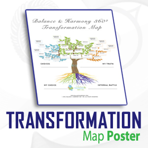 display written goals; map to transform goals