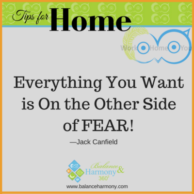 Decorating Fears to Fearless Decorating!