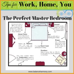 Perfect Master Bedroom Equals Productivity Balance Harmony 360