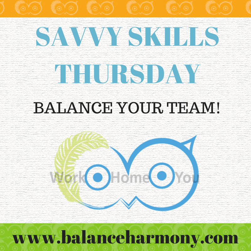 Work Life Balance Workshops; Balance Work, Home, You!