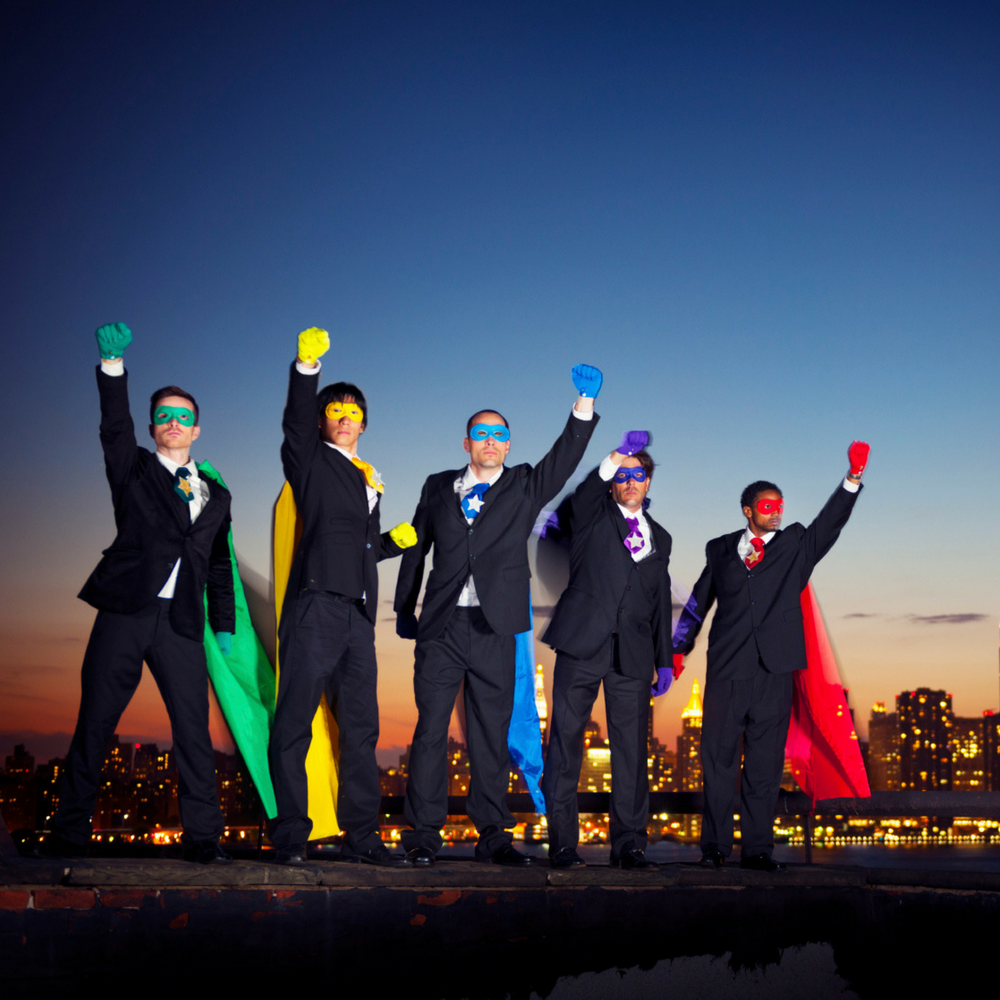 Building a Tribal Team That Solve Problems; 5 Steps to Create a Team of Superheroes