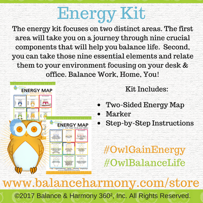 Balance & Increase Your Energy