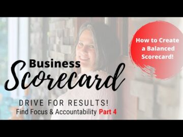 Business Scorecard Drive for Results